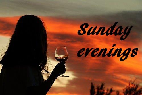 Sunday evenings