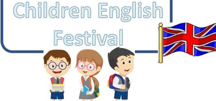 Children English Festival 2-6 Settembre 2019 GREAT MOMENTS